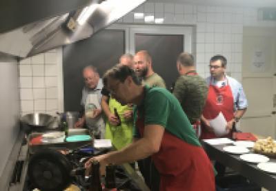 leuke kooklessen bij Landelijke Gilde Koninksem 2018