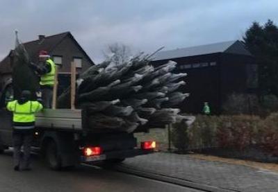 Kerstbomenactie 2018
